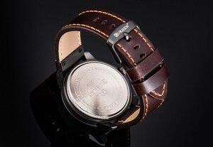 Image 4 - עסקי האופנה CURREN גברים שעונים עמיד למים שעון יד קוורץ זכר שעון Relogio Masculino שבוע תאריך התצוגה Montre Homme