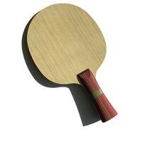 7 kat yapı iç karbon fiber iyi kontrol masa tenisi bıçak ping pong için eğlenceler en fiyat yüksek son kalite ping pong