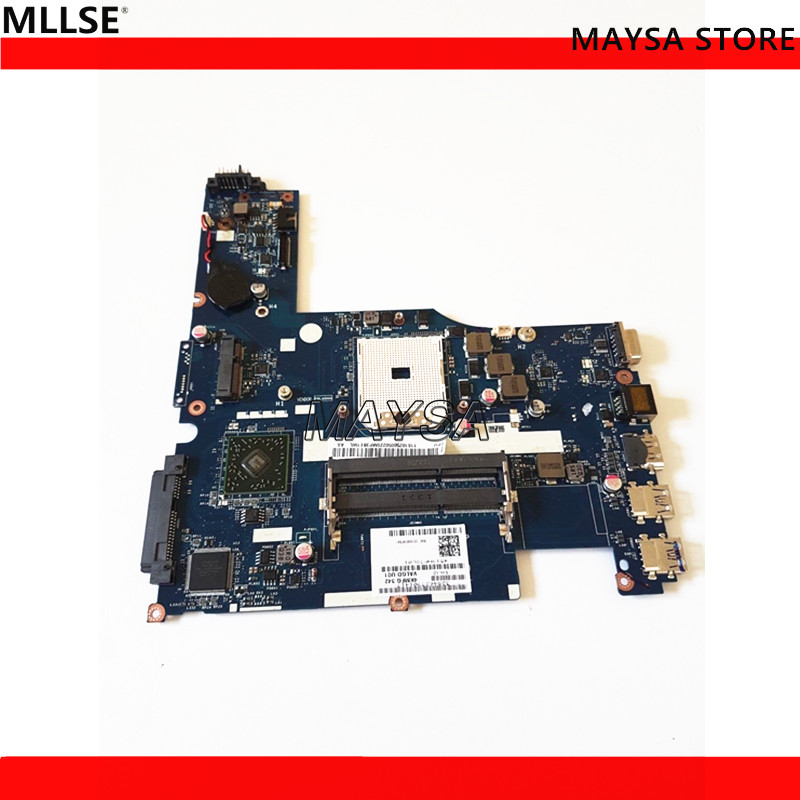 High Quality Motherboard 90003237 For Lenovo Ideapad G505S Laptop Motherboard VALGC_GD LA-A092P Socket FS1 DDR3 100% Tested 658544 001 for hp 6465b laptop motherboard fs1 socket 100%full tested ok tested working