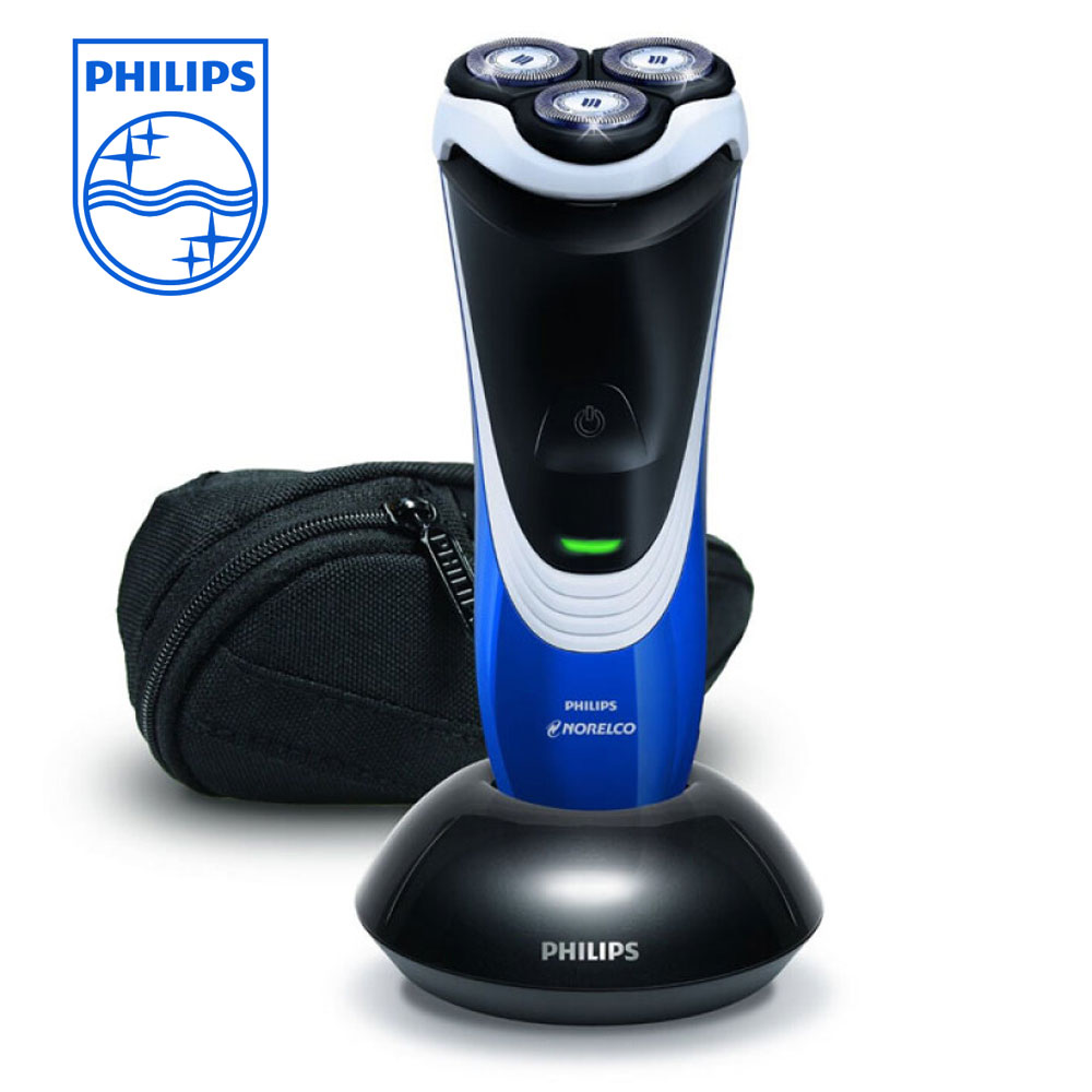 все цены на Philips Norelco PT724/41 Shaver with Integrated Pop Up Trimmer There Floating Heads LED indication for Men's Electric Razor онлайн