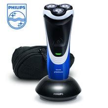 Philips Norelco PT724/41 бритвы с интегрированным всплывающее триммер есть плавающие головки светодиодный индикация Для мужчин Электрический бритвы
