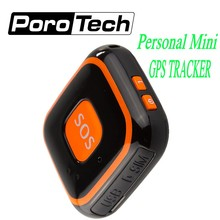 5 pieces Mini Portable Waterproof GPS Tracker SOS Pendant for Personal and Vehicle with WIFI Fence