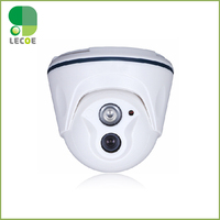 AHD Camera 720p Megapixel Night Vision 3 6mm Outdoor Indoor Array IR LEDs Auto Day And