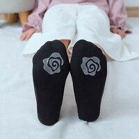 2 пары Женские носки для лоферов в форме лодочек незаметные нескользящие носки из хлопка с низким вырезом JL