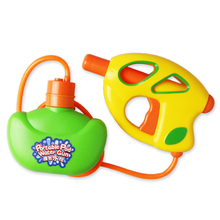купить Toy Water Gun Children Summer Water Pistol Air Gun Portable Mini Outdoor Beach Sand Squirt Swimming Pools Kids Game Weapon Toys дешево