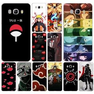 167 Hokage Naruto Kakashi Japanese anime Soft Silicone Tpu Cover phone Case for Samsung j3 j5 j7 2016 2017 j330 j2 j6 Plus 2018