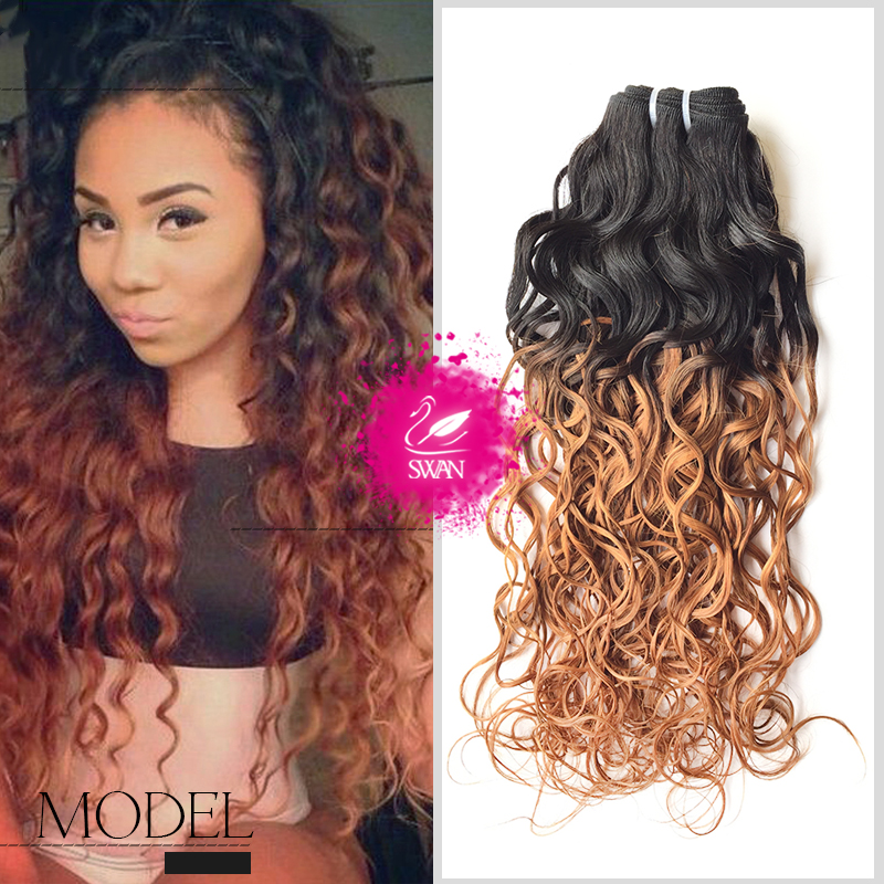 9a ombre brazilian hair water wave