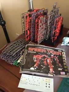 Image 5 - Bt 1/72ゾイドサーベルタイガーガンダム組み立てモデルアニメアクションフィギュアのおもちゃ組立誕生日クリスマスギフト