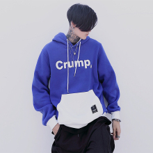Men Women Long Sleeve Hooded Sweatshirt Jacket Letter Printing Fashion Casual Loose Hip Hop Hoodie Pullove Coat