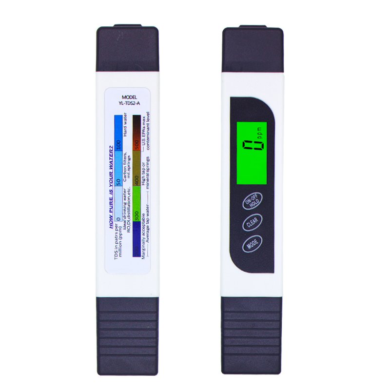 Portable 3 in 1 TDS Meters Water quality purity Conductivity EC TEMP Temperature Meter with backlight inclined screen 46%OFF 3 in1 digital lcd tds ec meter temperature tester conductivity water filter purity pen liquid quality tools with backlight 42%