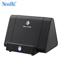 Altavoz portátil NP502 NFC Altavoz Inalámbrico Super Bass de Altavoces Estéreo de Sonido Caja Caixa Sí Som Altavoz para el Teléfono(China (Mainland))