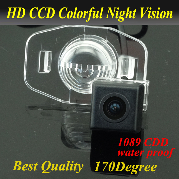 Envío gratuito cámara de vista trasera para TOYOTA Corolla 2007 - 2013 cámara trasera vehículo a prueba de agua Asistencia de estacionamiento