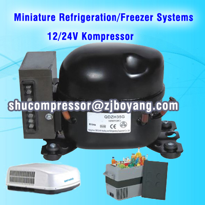 12 volt frige compres.for Portable solar fridge freezer refrigerator replace BD35F BD50F маяк findme f2 volt