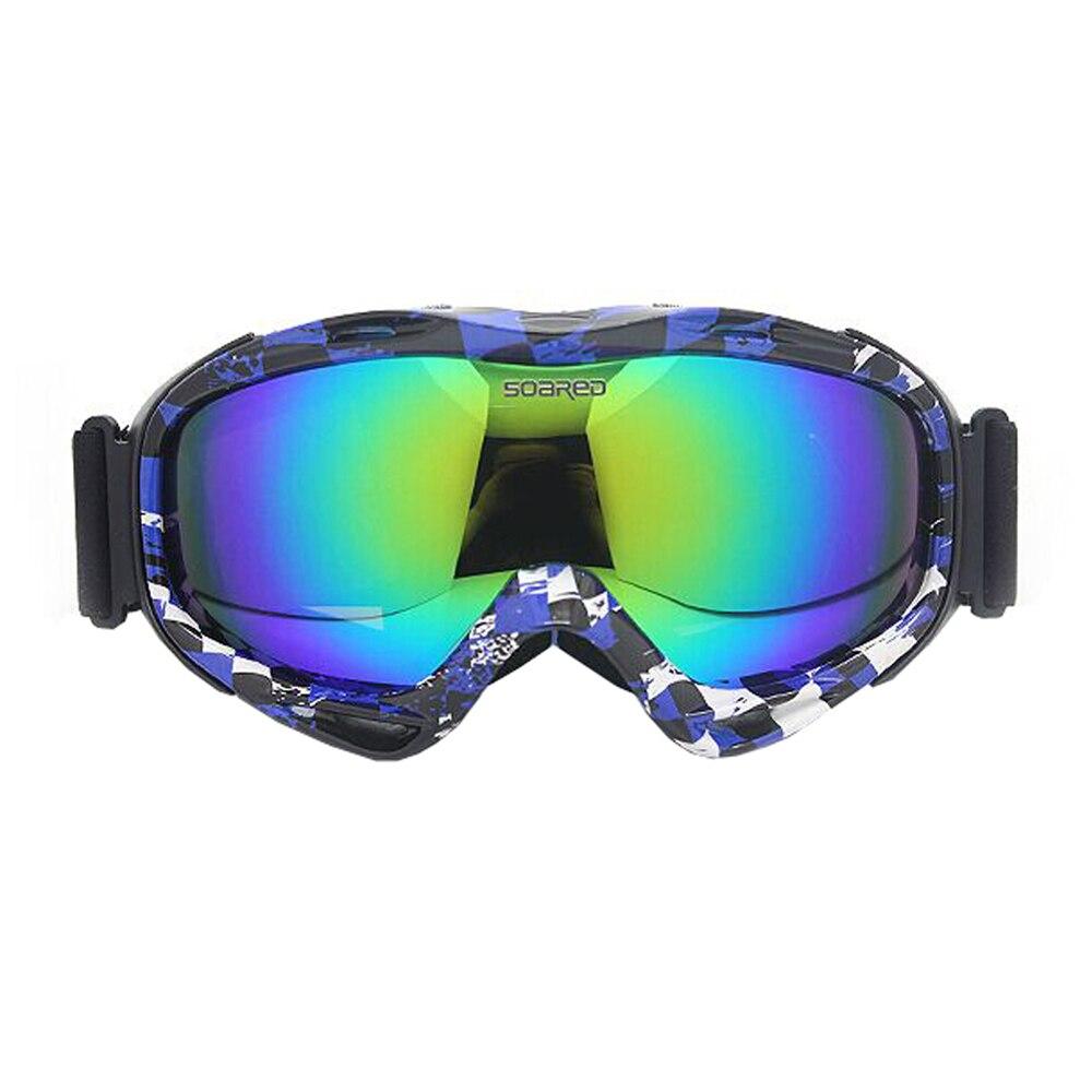 Polarized Ski font b Sunglasses b font UV400 Anti burst Anti fog Anti glare font b