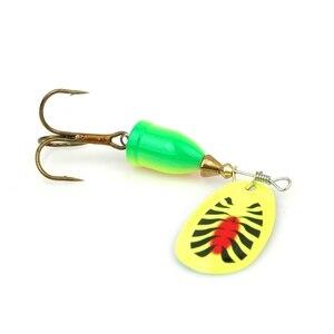 Image 4 - Spinner mồi Cá Chép Cá giải quyết 5g/8g/10g/13g Kim Loại Spoon Cá Lure sequins Tiếng Ồn Isca Nhân Tạo Pesca Hay Do Dự 4 Màu