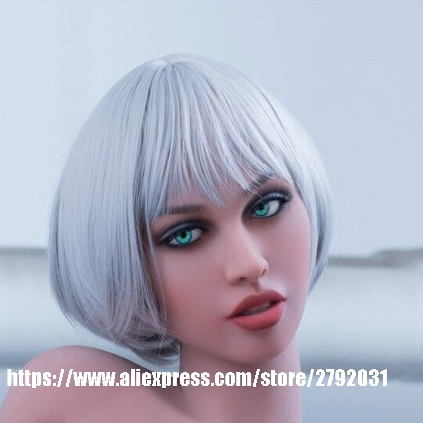 NEW WMDOLL Silicone Sex Doll Head #108 Oral Head For Life Size Love Dolls Sexual Sex Toys for men