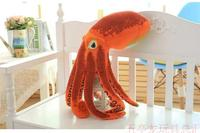 Simulation 1pc 33cm Plush Toys Octopus Pillow Creative Funny Doll Birthday Gifts