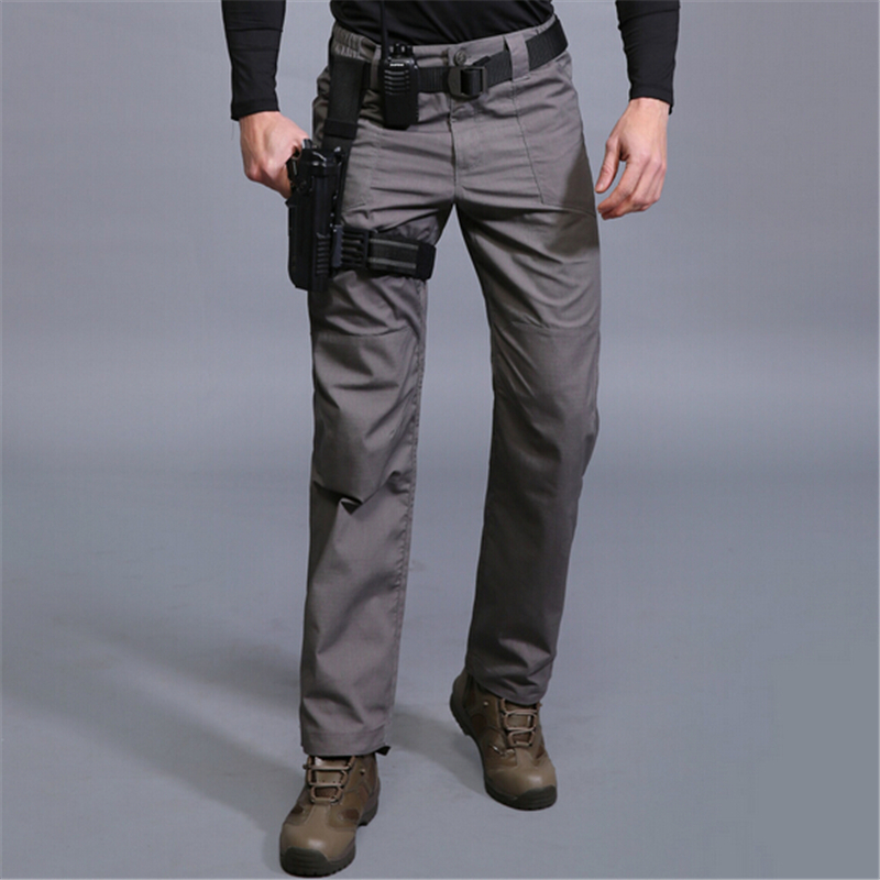 Men Tactical Pant Commander Army Military Hunting Camping TrousersWaterproof Outdoor Camping Hiking Mountaineer trousers