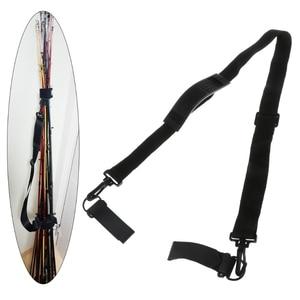 Image 3 - Fishing Rod Belt Carry Strap Band Portable Outdoor Tackle Shoulder Travel Holder