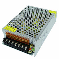 DC 12V 10A Universal Regulated Switching Power Supply For LED Strip Light CCTV Radio Computer Project