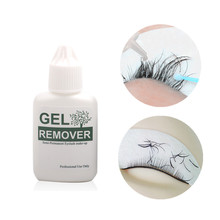 цены 15ml Professional Eyelash Glue Remover Adhesive Debonder Gel Type For False Eyelashes Extension Makeup Removers Tool