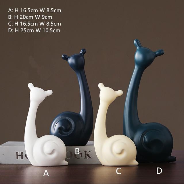 Nordic Animal Ornaments