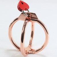 Exotic Accessories Stainless Steel Metal Handcuffs For Women Fetish Sex BDSM Bondage Salve Handcuffs For Sex Toys For Women/Men