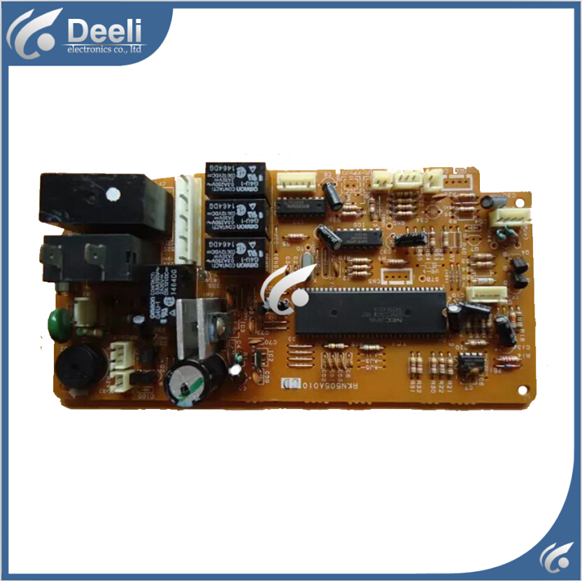 Подробнее о 95% new Original for Mitsubishi air conditioning Computer board RKN505A010 CD circuit board 95% new original for panasonic air conditioning board a746411 circuit board computer board