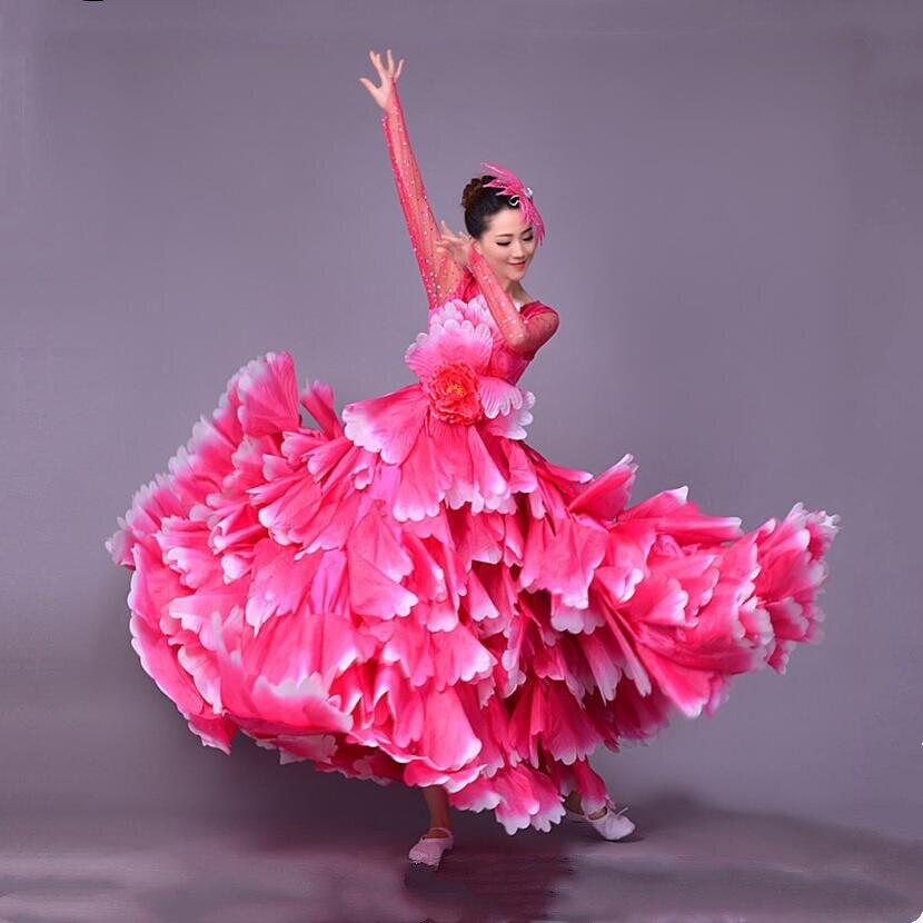 360 grados corrida de toros español vestido de danza del vientre falda vestido largo Flamenco faldas de chica rojo Flamenco Vestidos para mujeres niñas L189 [Versión Garantía Española Oficial] Xiaomi mi TV Android Smart TV 4S 55 pulgadas 4K HDR TV de pantalla 2GB + 8GB Dolby DVB-T2
