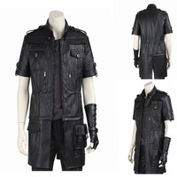 Customize Outfit Noctis Lucis Caelum Cosplay Costume Final Fantasy XV Clothes Adult Men Halloween Costume