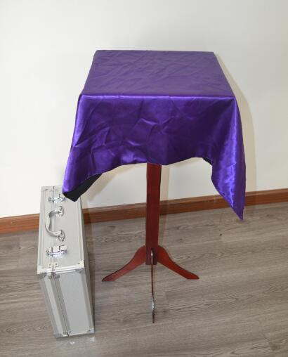 Floating Table (Economic Version) With Carrying Case Magic Tricks Magicians Stage Gimmick Props Levitation Illusion Magie collapsible top hat stand side table magic trick stage magic props close up magic mentalism fun gimmick magia table props