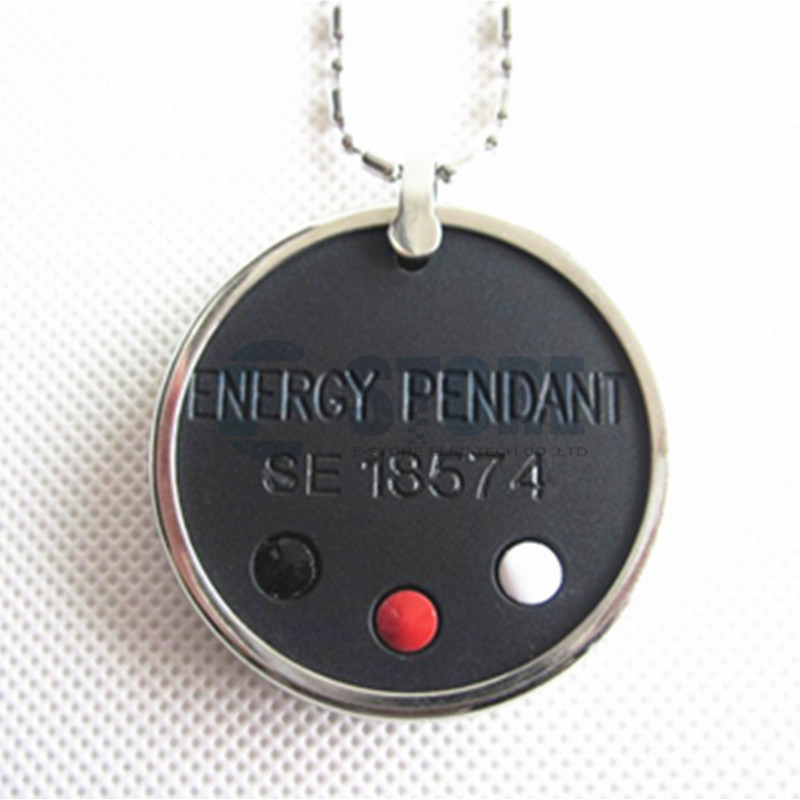 Quantum energy pendants charms black volcanic lava stone fir health quantum energy pendants charms black volcanic lava stone fir health fashion jewelry necklace stainless steel chain protector in pendants from jewelry aloadofball Image collections