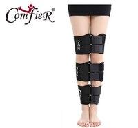 Yetişkin kalça ışın tipi O bacak tipi X bacak düzeltme ile o-tipi ince bacaklar düz bacak ile tayt bowlegs ortez