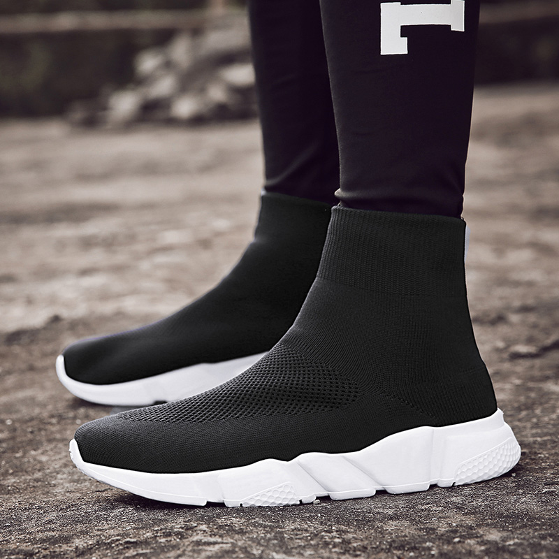 socks sneakers running shoes men for brand gym sport mens trainers zapatillas hombre deportiva chaussure homme sports shoe 46 47 Running Shoes     - title=