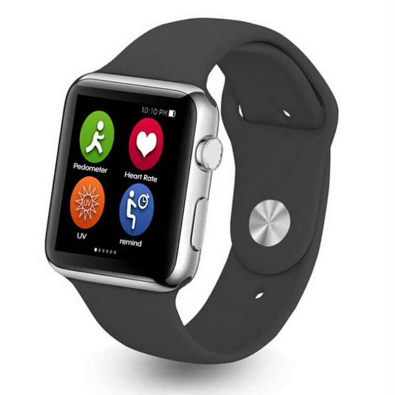 Hot Bluetooth Smart Watch iwo 1:1 Heart rate monitor SmartWatch For iPhone IOS A
