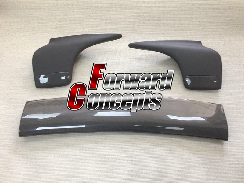Karbon Fiber Blade üçün uyğun 1993-2002 Supra JZA80 Arxa Qanadlı - Avtomobil ehtiyat hissələri - Fotoqrafiya 6