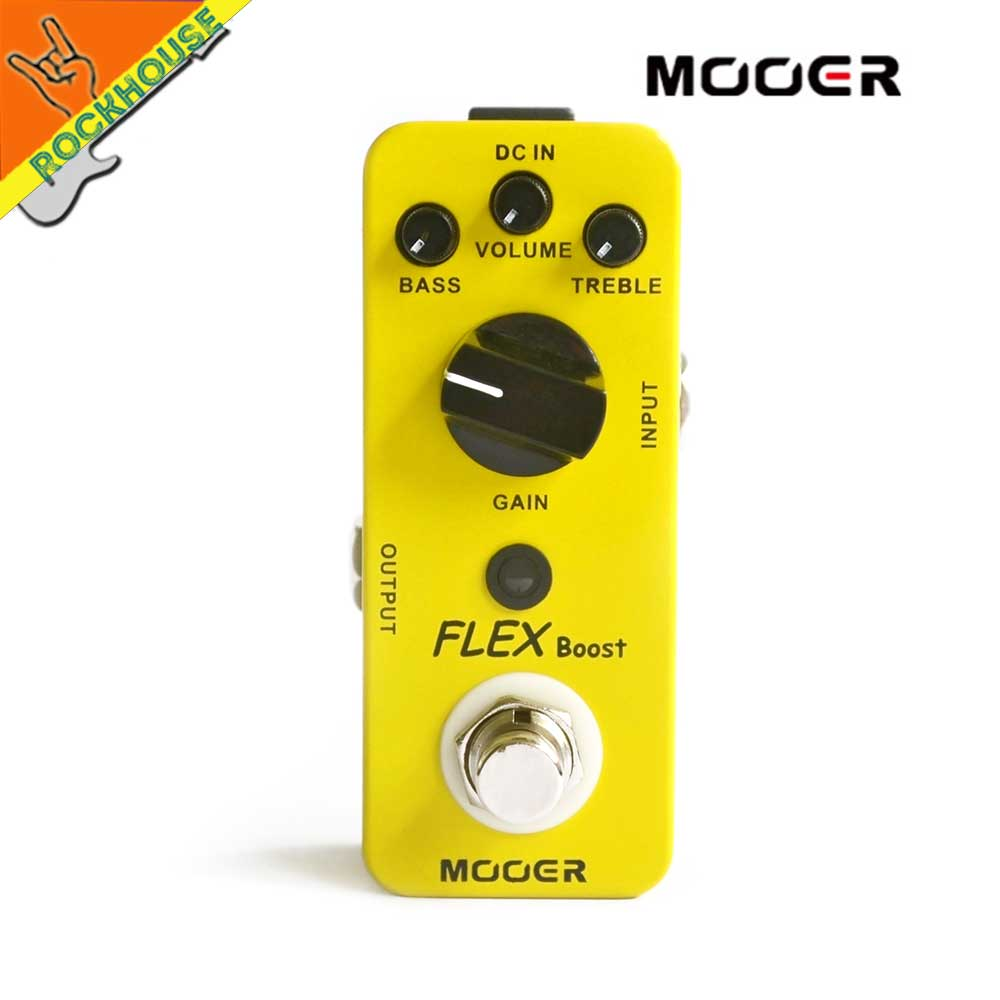 MOOER Overdrive Guitar Pedal Blues Overdrive Booster Effects Pedal Distortion Pedal Tube Sound True bypass Free Shippng цена