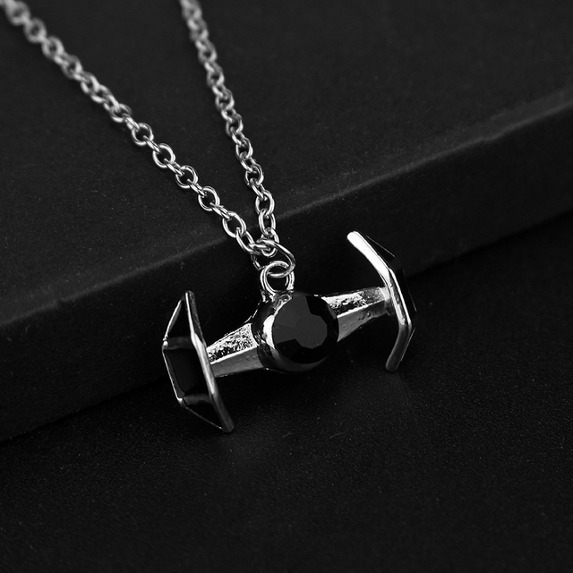 Star Wars Necklace – Tie Fighter