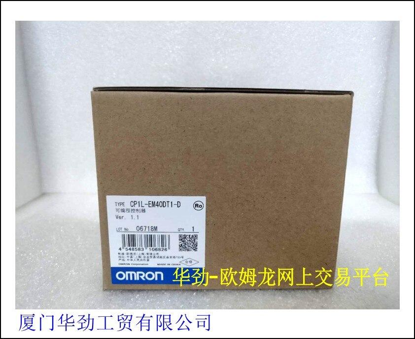 CP1L-EM40DT1-D OMRON Programming Controller original Genuine new spotCP1L-EM40DT1-D OMRON Programming Controller original Genuine new spot