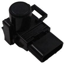 PDC Sensor de Estacionamento 39680-TK8-A11 New Black Rear Serve Para Honda Odyssey Pilot 2012-2015 Sensor de Estacionamento
