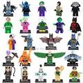 Новый Сингл Продажи Marvel Super Heroes Мстители Бэтмен Мистерио Кирпичи Строительные Блоки Фигура Игрушки Legoes Совместимый для Детей
