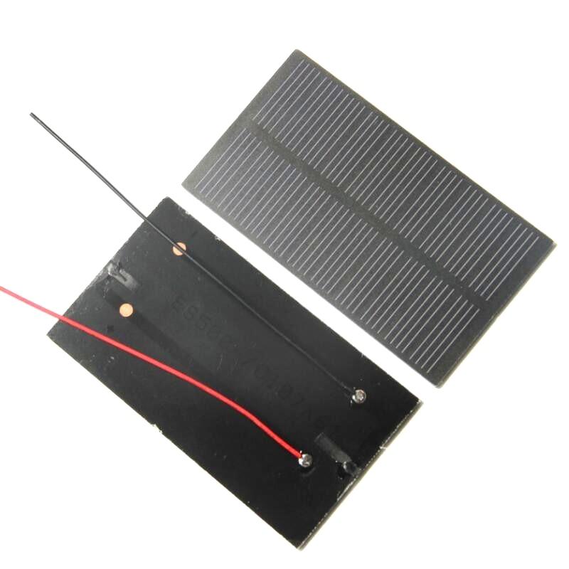 Atacado 1 W 5 V Mini Célula
