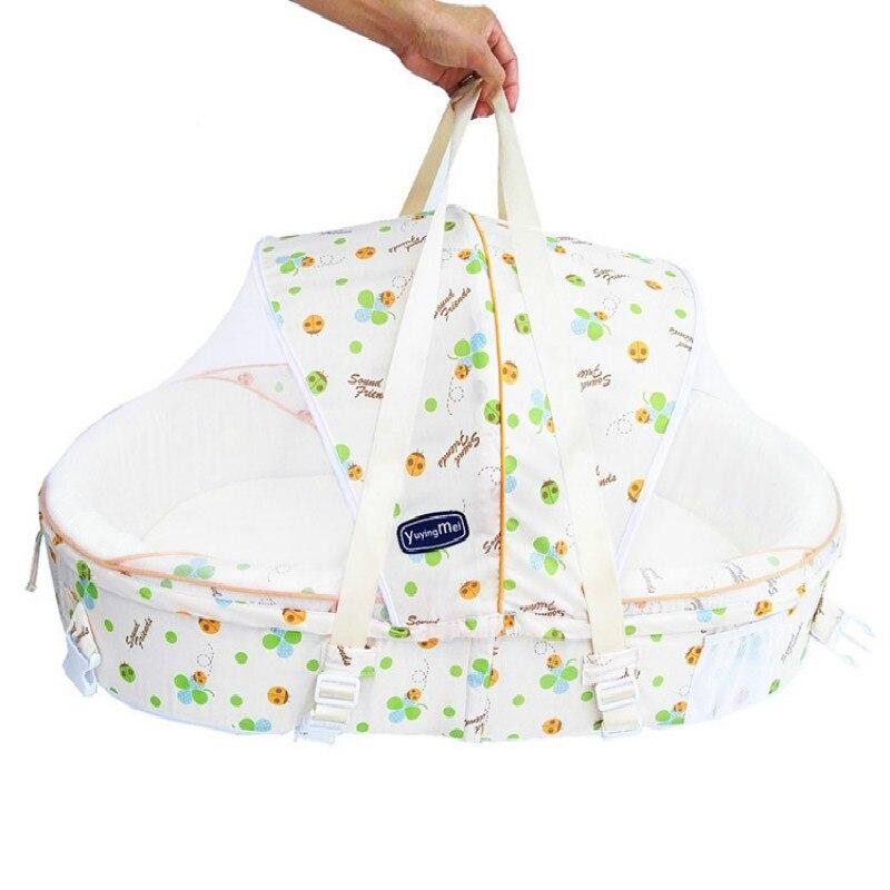 European-style multi-function foldable crib bed bb bed portable baby bed portable travel bed multi function white radish style peeler