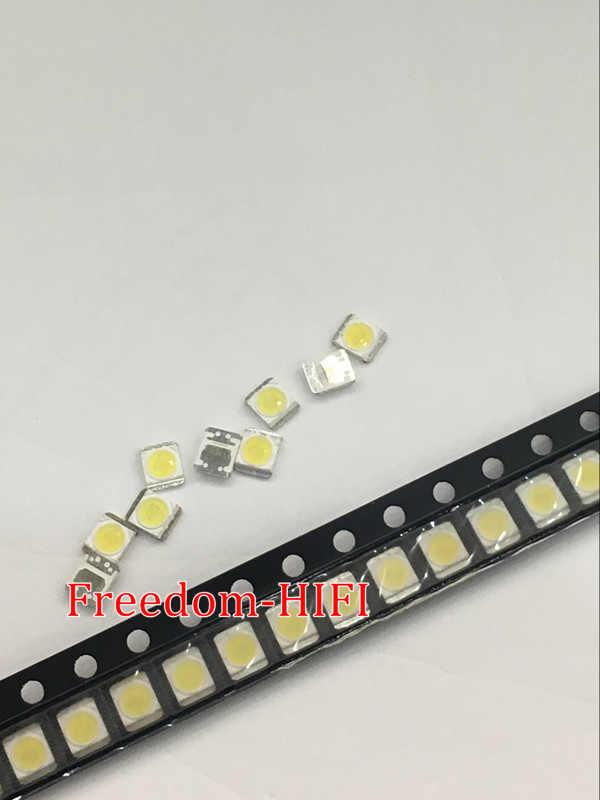 LG 110 Pcs Innotek LED Lampu Belakang LED 1210 3528 2835 1W 100LM Keren Putih LCD Lampu Latar untuk TV aplikasi