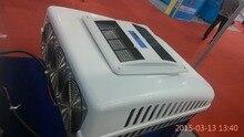 Van air conditioner & heater (24V 1.5Kw DC Battery Powered) for caravan, Scania truck, RV, Van, engineering vehicles, minibus.