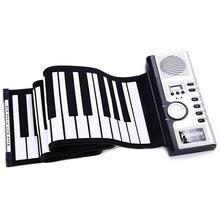Portable Flexible Electronic Piano