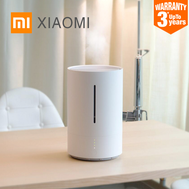 XIAOMI MIJIA SMARTMI UV Evaporative Humidifier Mist Maker Air dampener UV Germicidal Sterilization oil aroma diffuser WIFI APP