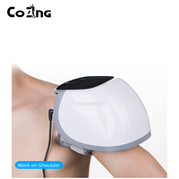 Knee pain infrared light therapy electro pain relief instrument rehabilitation massage equipment