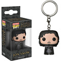 Game of Thrones POP Keychain Jon Snow Pocket 5cm Movie chaveiro with Original Box Free Shipping