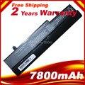 7800 mAh bateria do portátil para Asus Eee PC 1001HA 1001 P 1001PQ 1005 1005 H 1005HA 1005HAB 1005HR AL31-1005 AL32-1005 ML32-1005